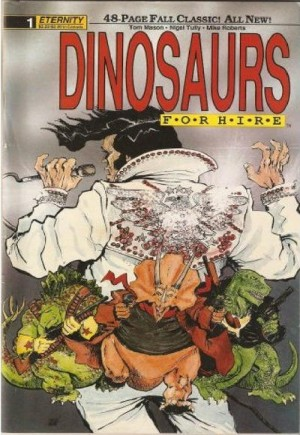 Dinosaurs for Hire: Fall Classic#1