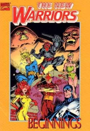 New Warriors: Beginnings (1992)#TP