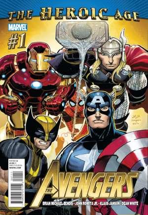 Avengers (2010-2012)#1A