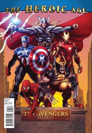 Avengers (2010-2012)#1B