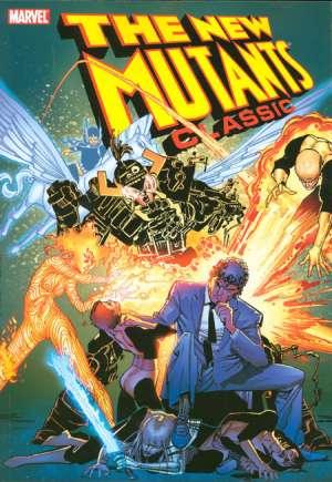 New Mutants Classic#TP Vol 5