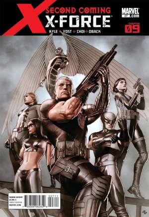 X-Force (2008-2010)#27A