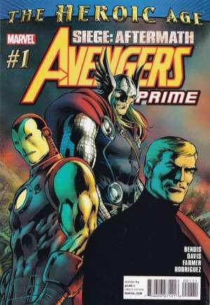 Avengers Prime (2010-2011)#1A