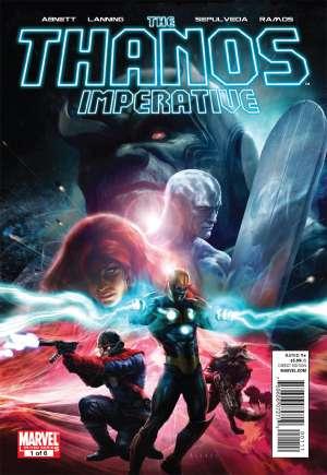 Thanos Imperative (2010-2011)#1A