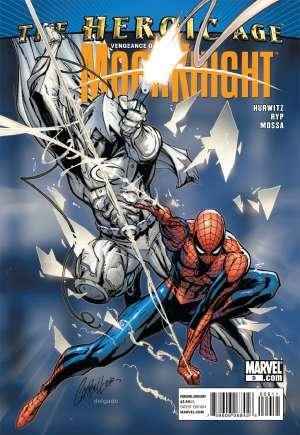 Vengeance of the Moon Knight (2009-2010)#9