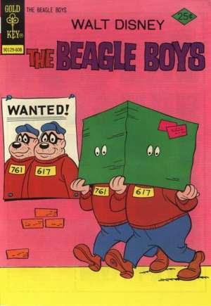 Beagle Boys (1964-1979)#30A