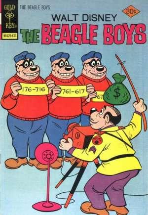 Beagle Boys (1964-1979)#32A