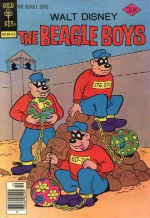 Beagle Boys (1964-1979)#38A
