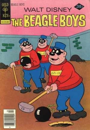 Beagle Boys (1964-1979)#40A