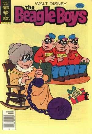 Beagle Boys (1964-1979)#46A