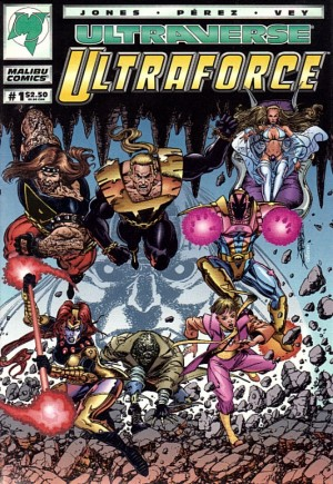 Ultraforce (1994-1995) #1B
