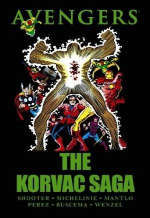 Avengers: The Korvac Saga (2010)#HC