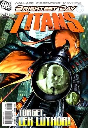 Titans (2008-2011)#24