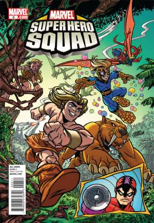 Marvel Super Hero Squad (2010-2011) #6