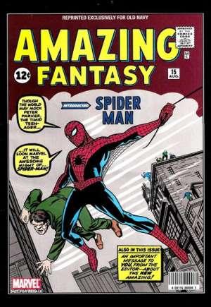 Amazing Fantasy (1962, 1995-1996)#15F