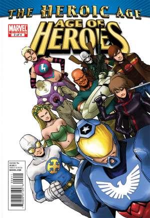 Age of Heroes (2010)#2