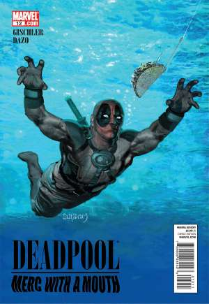 Deadpool: Merc With a Mouth (2009-2010)#12