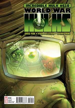 Incredible Hulk (2009-2010)#610A