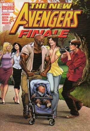 New Avengers Finale (2010) #One-Shot C
