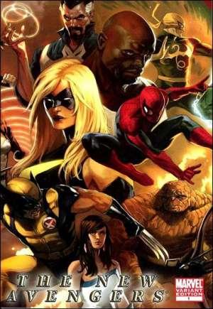 New Avengers (2010-2013)#1B