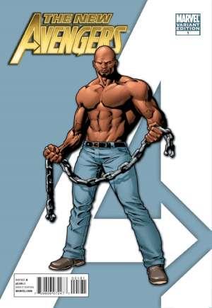 New Avengers (2010-2013)#1C