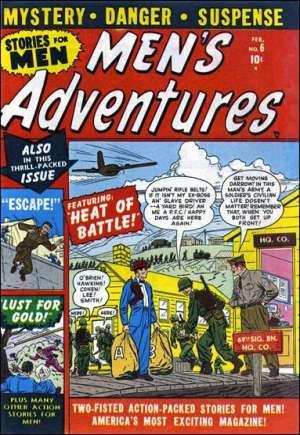 Men's Adventures (1950-1954)#6