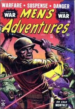 Men's Adventures (1950-1954)#20