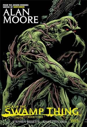 Saga of the Swamp Thing (1982-1984)#HC Vol 3