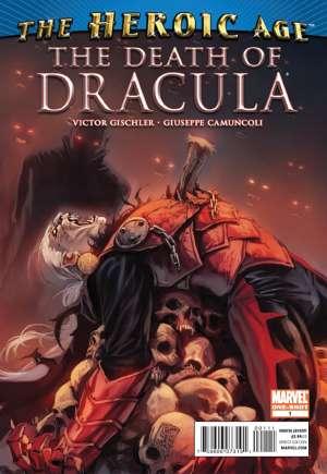 Death of Dracula (2010)#One-ShotA