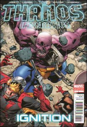Thanos Imperative: Ignition #One-Shot B