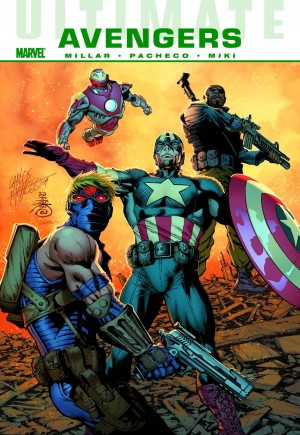 Ultimate Comics: Avengers (2009-2010)#HC
