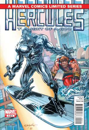 Hercules: Twilight of a God #2