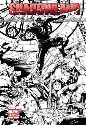 Shadowland (2010-2011)#1C