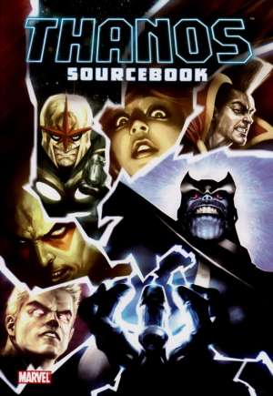 Thanos Sourcebook (2010) #One-Shot
