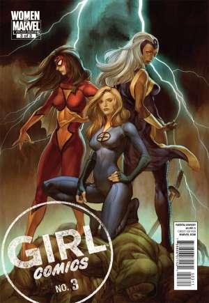 Girl Comics (2010)#3