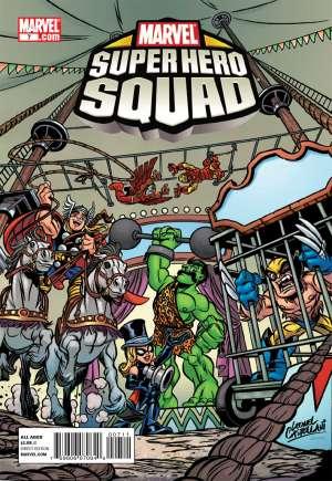 Marvel Super Hero Squad (2010-2011)#7