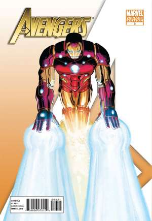 Avengers (2010-2012)#3B