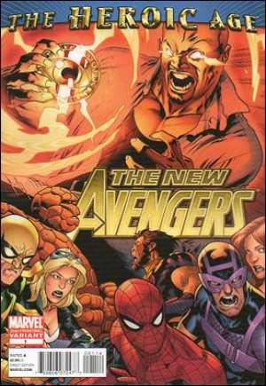 New Avengers (2010-2013)#1F