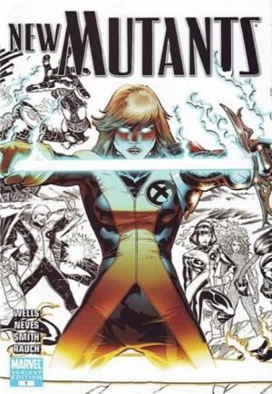 New Mutants (2009-2012)#1F
