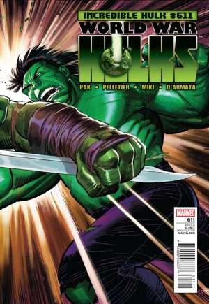 Incredible Hulk (2009-2010)#611A