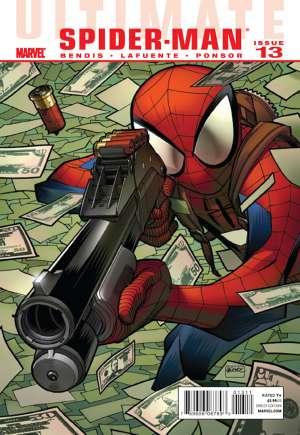 Ultimate Comics: Spider-Man (2009-2011)#13