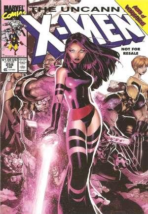 Uncanny X-Men (1963-2011)#258C