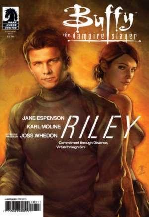 Buffy the Vampire Slayer: Riley (2010)#1A