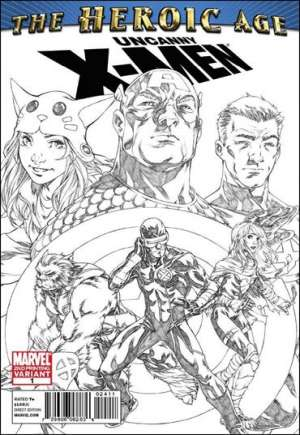 Uncanny X-Men: The Heroic Age (2010)#One-ShotB