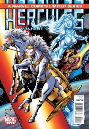 Hercules: Twilight of a God#4
