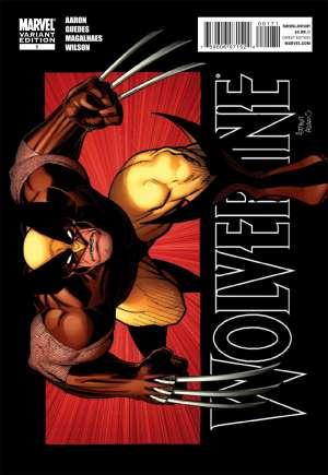 Wolverine (2010-2012)#1B
