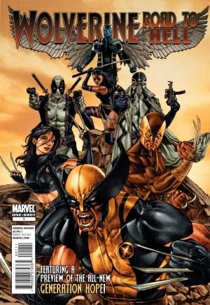Wolverine: Road to Hell (2010)#One-Shot