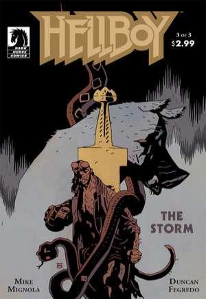 Hellboy: The Storm#3