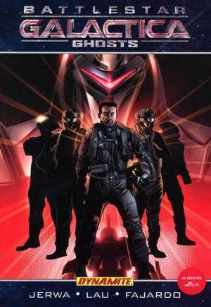 Battlestar Galactica: Ghosts#TP