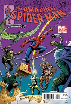 Amazing Spider-Man (1999-2014)#642C